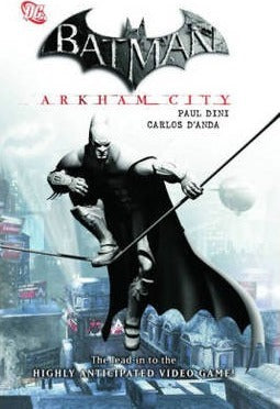 DC Comics - Batman - Arkham City