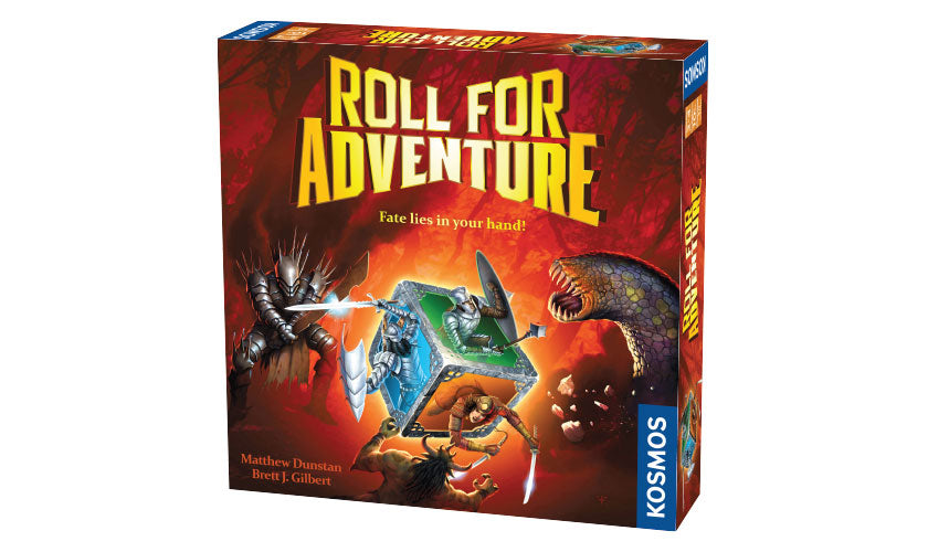 Thames and Kosmos - Roll For Adventure