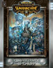 Warmachine - Convergence of Cyriss - Forces of Warmachine - PIP 1053 Privateer Press | Cardboard Memories Inc.