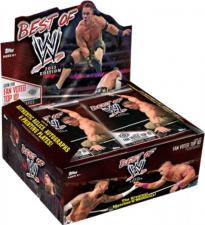 2013 Topps Best of WWE Wrestling Hobby Box Topps | Cardboard Memories Inc.
