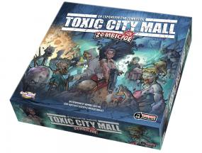 Zombicide - Toxic City Mall Expansion Cool Mini or Not | Cardboard Memories Inc.