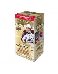 2014-15 Upper Deck Artifacts Hockey Blaster Box Upper Deck | Cardboard Memories Inc.