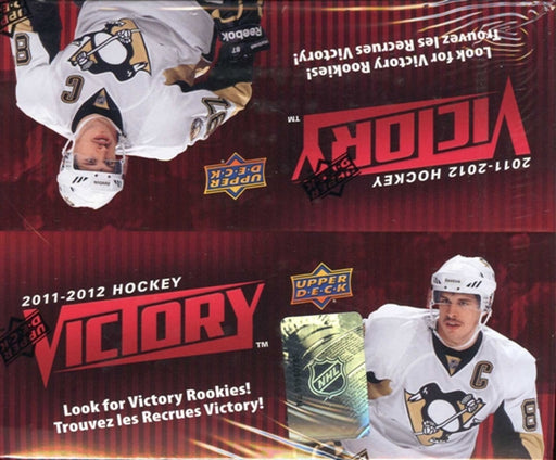Upper Deck - 2011-12 - Hockey - Victory - Retail Box