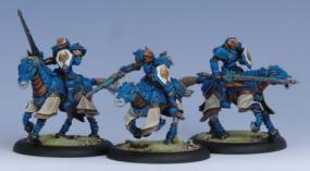 Warmachine- Cygnar Storm Lances PIP 31042 Privateer Press | Cardboard Memories Inc.