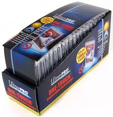 3 X 5 One Touch UV Protected Magnetized Screwdown - 180pt Box of 20 Ultra Pro | Cardboard Memories Inc.