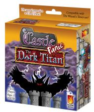 Castle Panic - The Dark Titan Expansion Fireside Games | Cardboard Memories Inc.