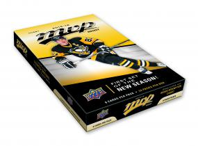 2015-16 Upper Deck MVP Hockey Hobby Box Upper Deck | Cardboard Memories Inc.
