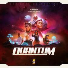 Quantum - Revised Edition Funforge | Cardboard Memories Inc.