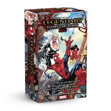 Marvel Legendary Paint the Town Red Expansion Upper Deck | Cardboard Memories Inc.