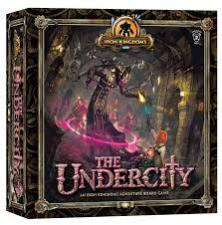 Iron Kingdoms - The Undercity Board Game Privateer Press | Cardboard Memories Inc.