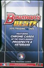 2015 Bowman Best Baseball Hobby Box Topps | Cardboard Memories Inc.