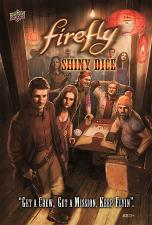 Firefly Shiny Dice Core Game Gale Force Nine | Cardboard Memories Inc.