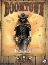 Doomtown Reloaded - Faith and Fear Expansion Alderac Entertainment Group | Cardboard Memories Inc.