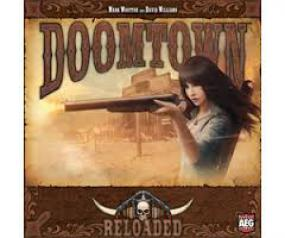 Doomtown Reloaded Alderac Entertainment Group | Cardboard Memories Inc.
