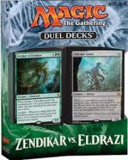 Magic the Gathering Zendikar vs Eldrazi Duel Decks Magic The Gathering | Cardboard Memories Inc.