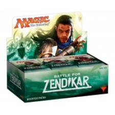 Magic the Gathering Battle for Zendikar Booster Box Magic The Gathering | Cardboard Memories Inc.