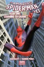Amazing Spider-Man Learning To Crawl Trade Paperback DC Comics | Cardboard Memories Inc.