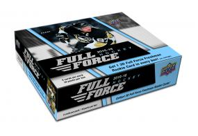 2015-16 Upper Deck Full Force Hockey Hobby Inner Case (8) Upper Deck | Cardboard Memories Inc.