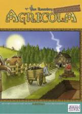 Agricola: Farmers of the Moor Z Man Games | Cardboard Memories Inc.