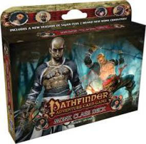 Pathfinder Adventure Card Game Monk Class Deck Paizo | Cardboard Memories Inc.