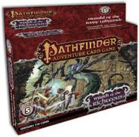 Pathfinder Adventure Card Game - Herald of the Ivory Labyrinth Paizo | Cardboard Memories Inc.