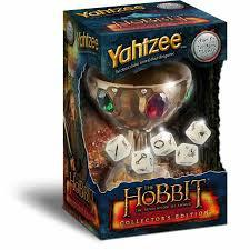 Yahtzee - The Hobbit Usaopoly | Cardboard Memories Inc.