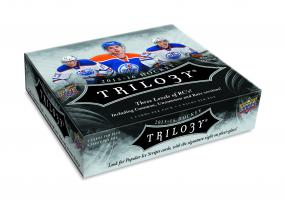 2015-16 Upper Deck Trilogy Hockey Hobby Box Upper Deck | Cardboard Memories Inc.