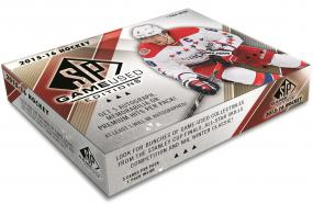 2015-16 Upper Deck SP Game Used Hockey Hobby Box Upper Deck | Cardboard Memories Inc.