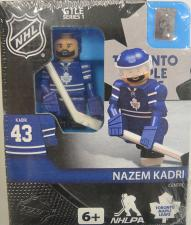 NHL OYO Toronto Maple Leafs Nazem Kadri Oyo Sports | Cardboard Memories Inc.