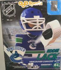 NHL OYO Vancouver Canucks Eddie Lack Oyo Sports | Cardboard Memories Inc.