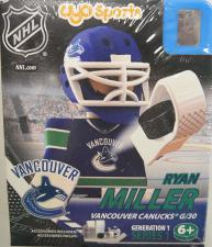 NHL OYO Vancouver Canucks Ryan Miller Oyo Sports | Cardboard Memories Inc.