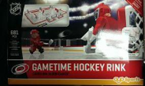 NHL OYO Gametime Hockey Full Rink Carolina Hurricanes Oyo Sports | Cardboard Memories Inc.