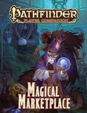 Pathfinder Player Companion - Magical Marketplace Paizo | Cardboard Memories Inc.