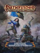 Pathfinder Campaign Setting - Andoran, Birthplace of Freedom Paizo | Cardboard Memories Inc.
