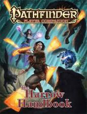 Pathfinder Player Companion - The Harrow Handbook Paizo | Cardboard Memories Inc.