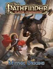 Pathfinder Player Companion - Mythic Origins Paizo | Cardboard Memories Inc.