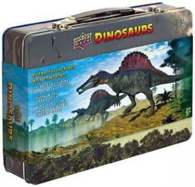 2015 Upper Deck Dinosaurs Collectible Tin Upper Deck | Cardboard Memories Inc.