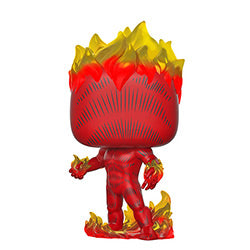 POP! - Marvel - Human Torch - First Appearance 80th