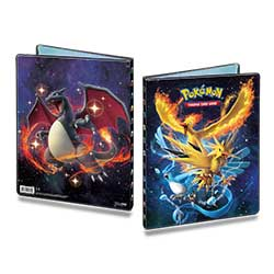 Pokemon - 9 Pocket Portfolio Binder - Hidden Fates