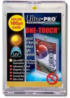 3 X 5 One Touch UV Protected Magnetized Screwdown - 180pt Ultra Pro | Cardboard Memories Inc.