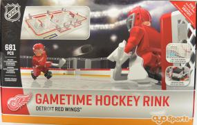 NHL OYO Gametime Hockey Full Rink Detroit Red Wings Oyo Sports | Cardboard Memories Inc.