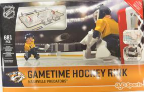 NHL OYO Gametime Hockey Full Rink Nashville Predators Oyo Sports | Cardboard Memories Inc.