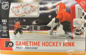 NHL OYO Gametime Hockey Full Rink Philadelphia Flyers Oyo Sports | Cardboard Memories Inc.