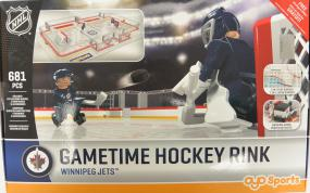 NHL OYO Gametime Hockey Full Rink Winnipeg Jets Oyo Sports | Cardboard Memories Inc.