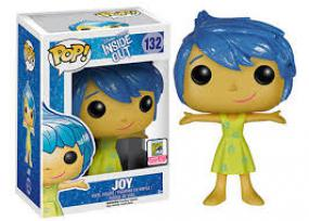 POP! Inside Out - Joy Funko | Cardboard Memories Inc.