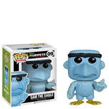 Pop! Muppets - Sam The Eagle Funko | Cardboard Memories Inc.