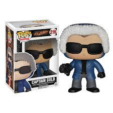 POP! Flash - Captain Cold Funko | Cardboard Memories Inc.
