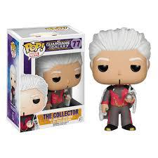 POP! Guardians Of The Galaxy - The Collector Funko | Cardboard Memories Inc.