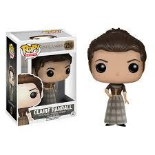 POP! Outlander - Claire Randall (DAMAGED) Funko | Cardboard Memories Inc.