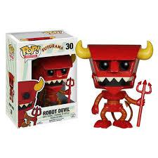 POP! Futurama - Robot Devil Funko | Cardboard Memories Inc.